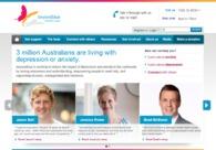 A great web design by Websilk, Melbourne, Australia: Website, Social/Community , Non Profit , ASP.NET