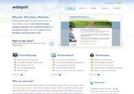 A great web design by Webspire, San Francisco, CA: