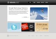 A great web design by Atomic Orbit, Cincinnati, OH: