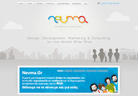 A great web design by Nevma - Creative Know-How, Athens, Greece: