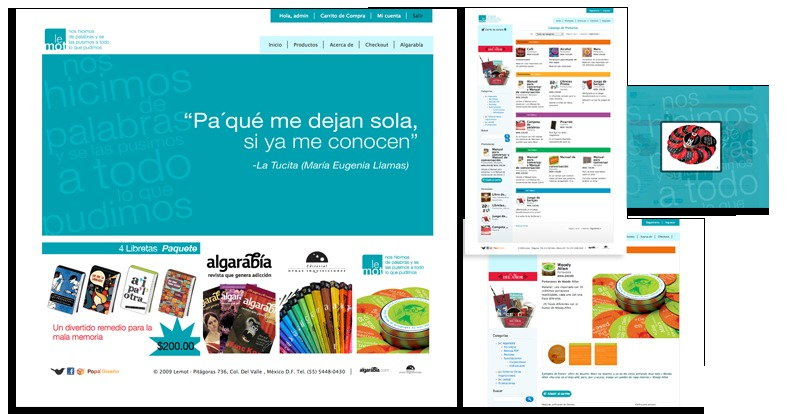 A great web design by Popapicsel, Mexico City, Mexico: