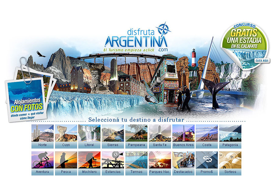 A great web design by IDEACION.com.ar, Ciudad de Buenos Aires, Argentina: