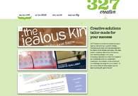 A great web design by 327 Creative, Denver, CO: