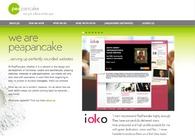 A great web design by PeaPancake, London, United Kingdom: