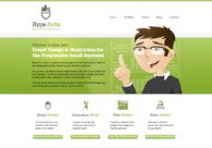 A great web design by Rype Arts, Colorado Springs, CO: