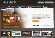 A great web design by L.E.T. Group, West Palm Beach, FL: