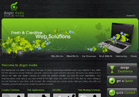 A great web design by dsignz media, Chennai, India: