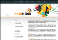 A great web design by Mashmedia, Utrecht, Netherlands: