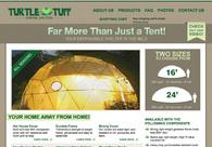 A great web design by Muzungu Designs, Salt Lake City, UT: