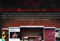 A great web design by Crazy Mountain Media, Bozeman, MT: