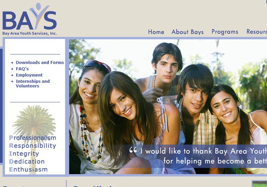 A great web design by Barbara DiLisio, Tampa, FL: