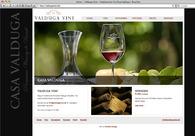 A great web design by Preddz Design, Aarhus, Denmark: