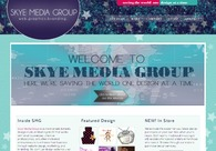 A great web design by Skye Media Group, Washington DC, DC:
