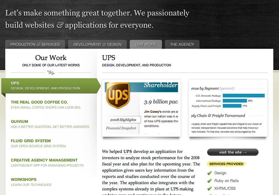 A great web design by New Gold Leaf, San Francisco, CA: