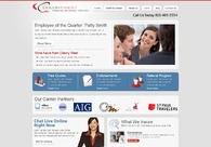 A great web design by Five Lines Media, Orange County, CA: