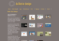 A great web design by DuVoisinDesign.com, Boston, MA: