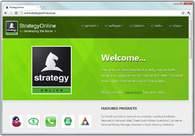 A great web design by StrategyOnline, Cape Town, South Africa: