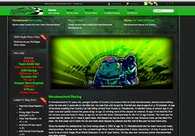 A great web design by WebtomiX:
