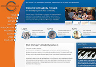 A great web design by BravoSmart Web Design, Midland, MI: