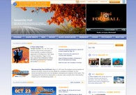 A great web design by MACMEDIA, Champaign, IL:
