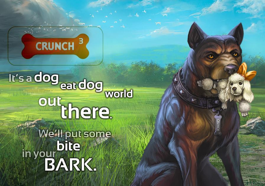 A great web design by Crunch Cubed, Edmonton, Canada:
