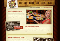 A great web design by Friedman Creative, Boca Raton, FL: