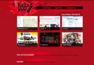 A great web design by RailsJazz.com, IvanoFrankivsk, Ukraine: