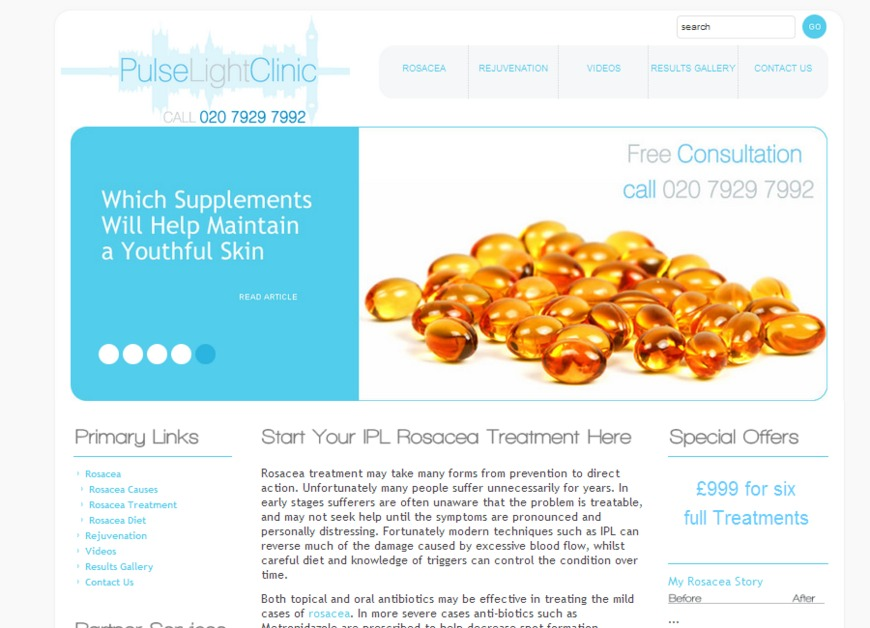 A great web design by SEOcompany4, Central London, United Kingdom: