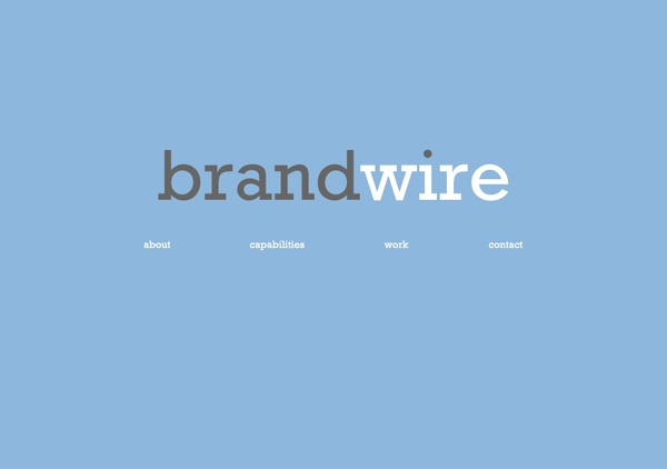 A great web design by BrandWire, Cincinnati, OH:
