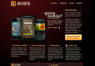 A great web design by Avisra, Fort Wayne, IN: