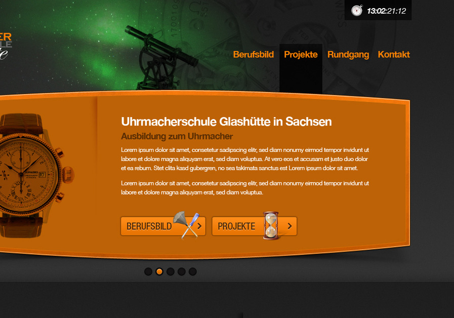 A great web design by Form, Farbe, Style., Dresden, Germany: