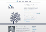 A great web design by Renner Web Consulting, Louisville, KY:
