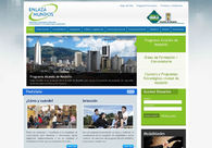 A great web design by Colorestudio, Medellin, Colombia: