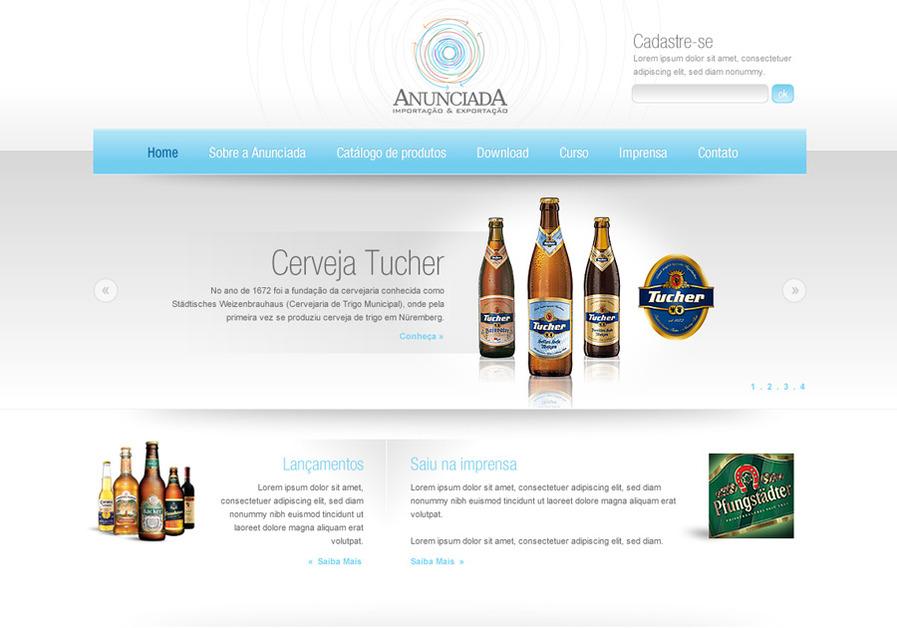 A great web design by Agência Sour, Sao Paulo, Brazil: