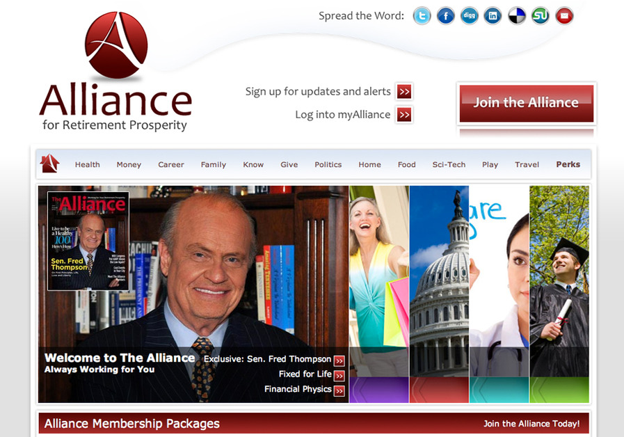 A great web design by Psyclone Media, Inc. , New York, NY: