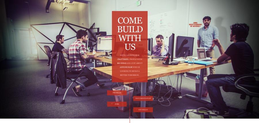 A great web design by Tiny Factory, LLC, San Diego, CA: