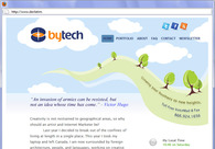 A great web design by Bytech, Winnipeg, Canada: