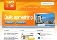 A great web design by Clique Studios, Chicago, IL: