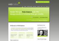 A great web design by Web Matters, Christchurch, New Zealand: