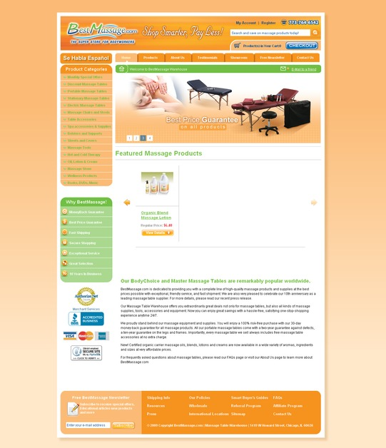 A great web design by Innobrain Software Technologies, Hyderabad, India: