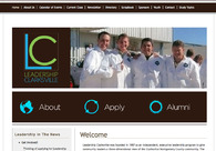 A great web design by Thrive Creative Group, LLC, Nashville, TN: