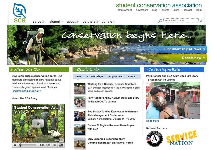A great web design by Lucidus Corporation, Boston, MA: