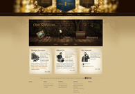 A great web design by Holds Worth Design, Edmonton, Canada: