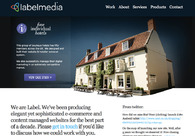 A great web design by Label Media, Leeds, United Kingdom: