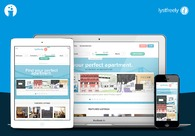 A great web design by Worry Free Labs, New York, NY: Responsive Website, Web Application , Real Estate , Ruby on Rails