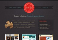 A great web design by JenGermann Design, Austin, TX: