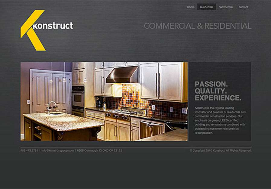 A great web design by ghost, Oklahoma City, OK: