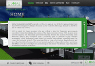 A great web design by E-Scapes, Dallas, TX: