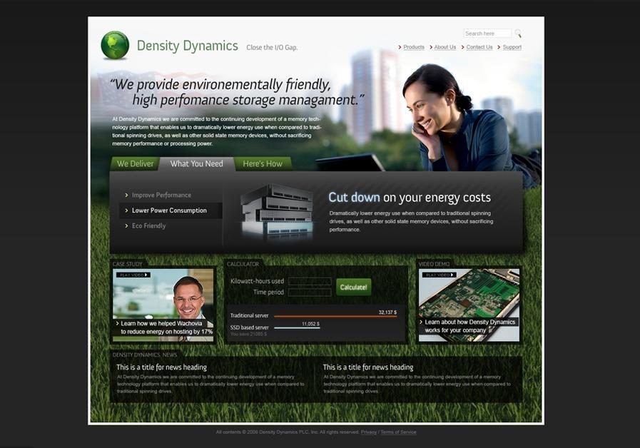 A great web design by OPUS, Tallinn, Estonia:
