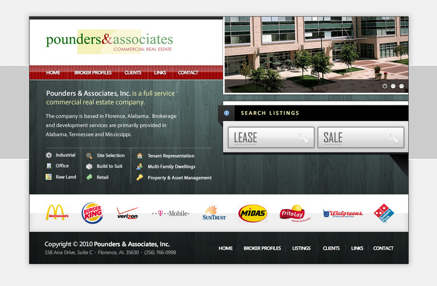 A great web design by Paradigm Digital Media, Atlanta, GA: